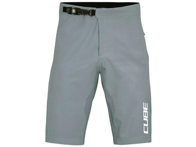 Cube Edge Baggy Shorts Lightweight Men, grey